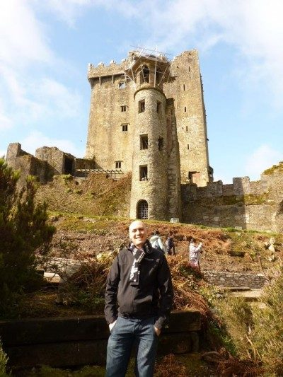 Castillo de Blarney Irlanda
